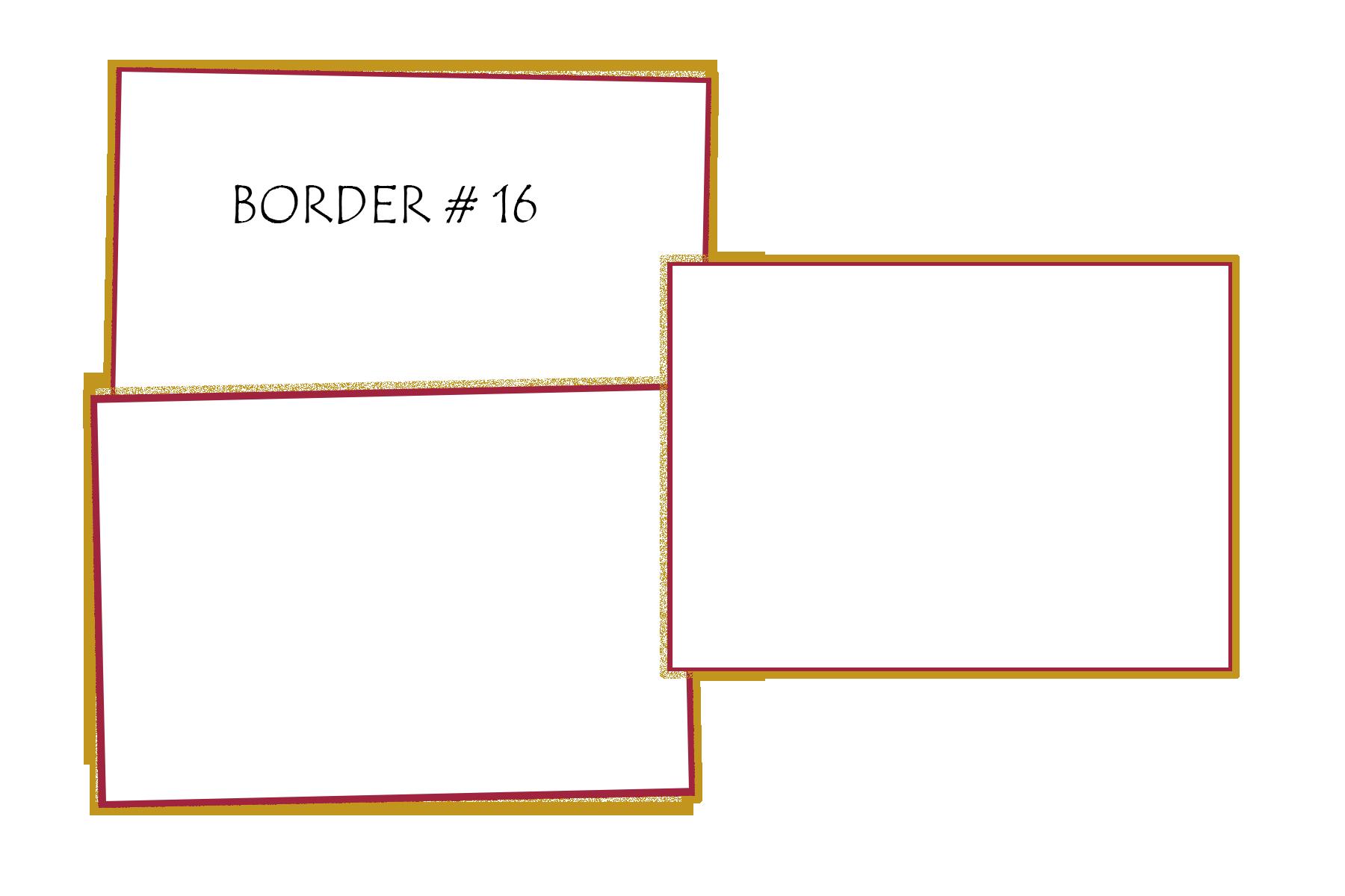 Border#16