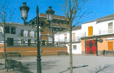plaza andalucia, domingo pérez de granada