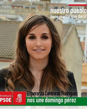 Espranza Contreras Rodriguez