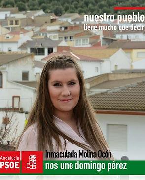 Inmaculada Molina Ocon