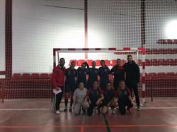 Equipo Femenino futbol sala