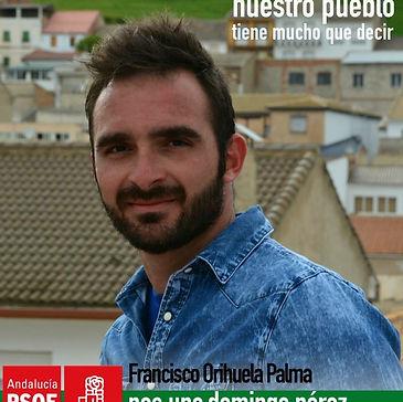 Francisco Orihuela Palma