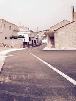Arreglo Calle Molinillo