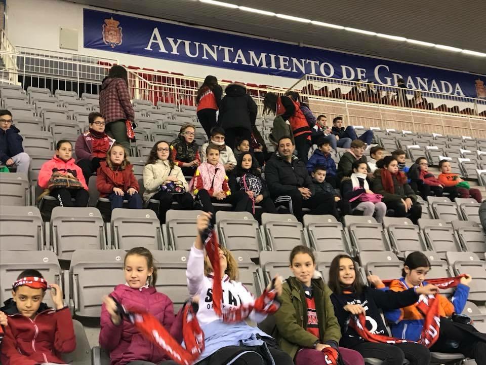 Partido Baloncesto en Granada