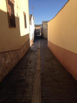 Arreglo Calle La Pimienta