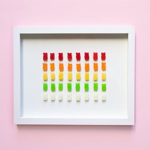 Gummy Bears Wall Art