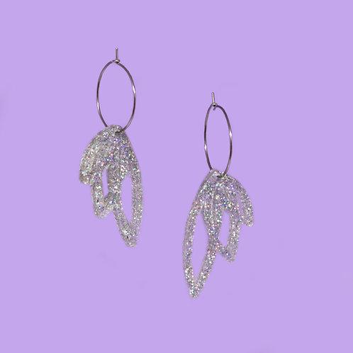 Silver Fairy Wings