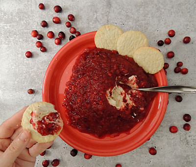 On the 6th Day of Stitchmas....Quick Holiday Dessert Recipe
