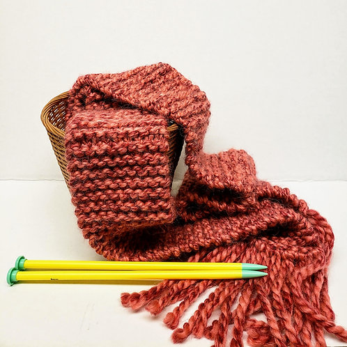 TRY IT! Knitting VIDEO CLASS