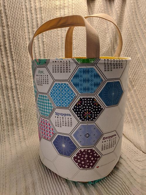 Dishcloth Calendar Bags