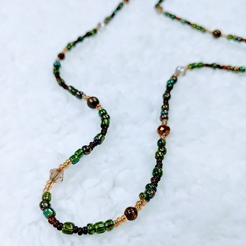 Layering Strung Necklace 04