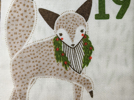 The Nineteenth Day of Stitchmas