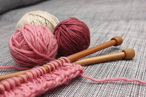 Beginning Knitting with Anne