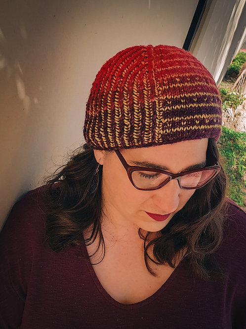 Autumn Turnover Hat - INDEPENDENT STUDY
