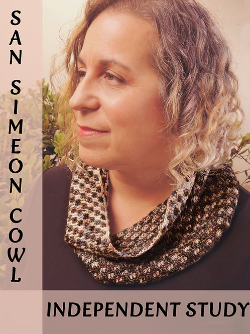 San Simeon Cowl Independent Study