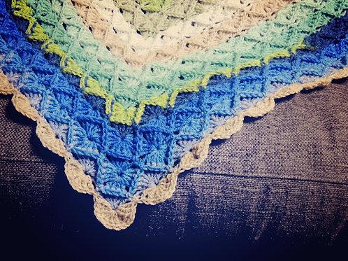 Crochet Skill Builder: Bavarian Crochet -VIDEO CLASS (Nov)