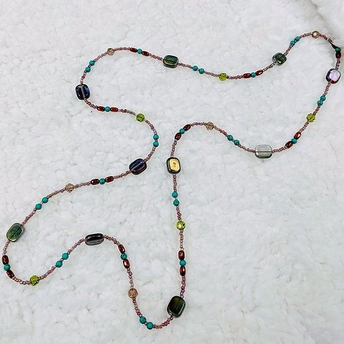 Fancy Strung Necklace 13