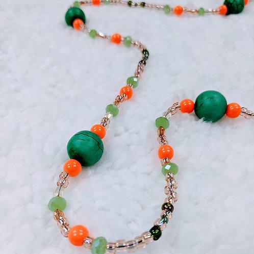 Fancy Strung Necklace 02