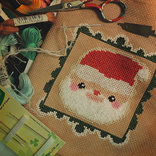 Intro to Cross Stitch - Independent Study