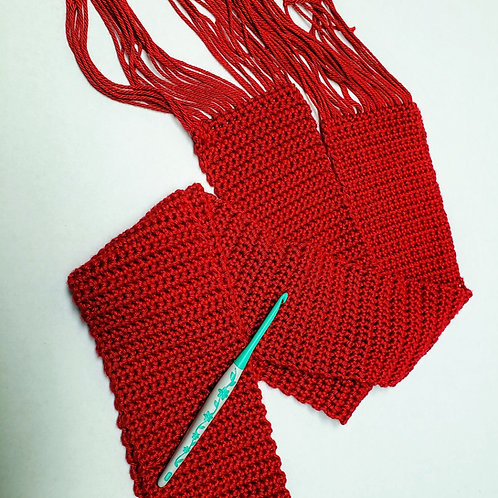 Independent Study: TRY IT! Crochet