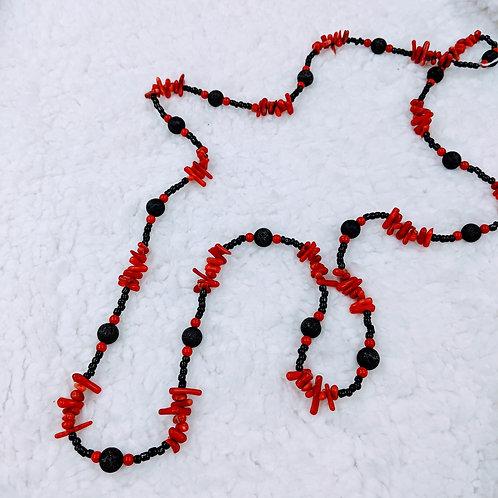 Fancy Strung Necklace 01