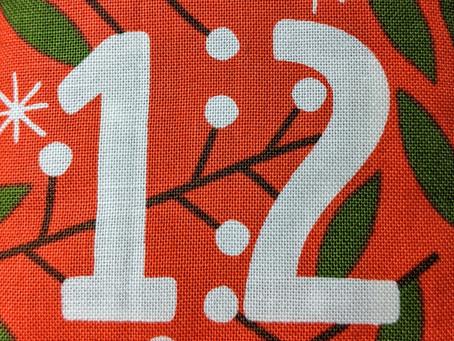 O Stitchmas Tree! - Day 12