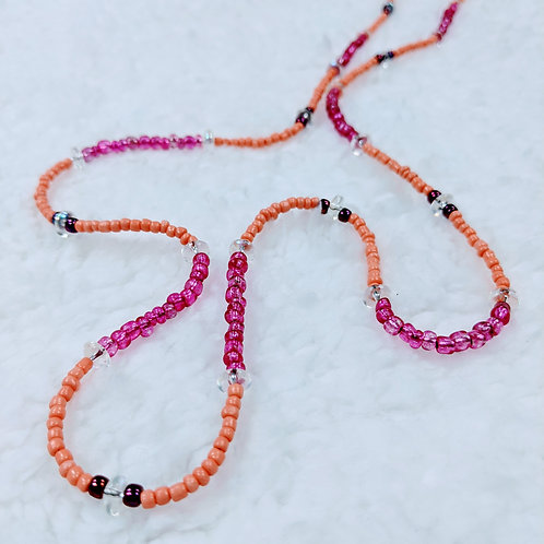 Layering Strung Necklace 05