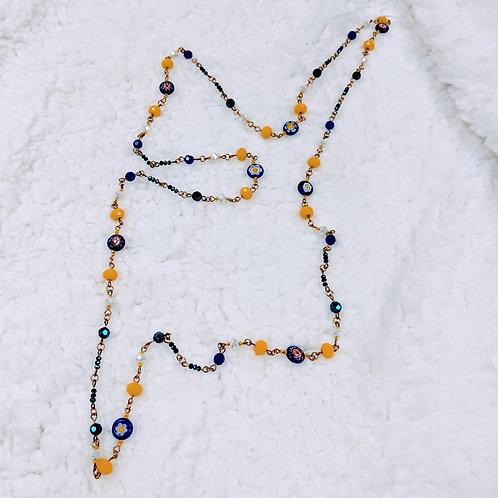Fancy Link Necklace 09