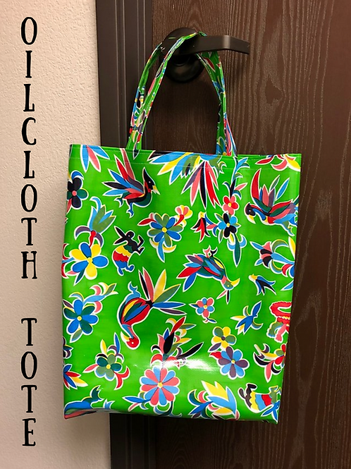 Oilcloth Tote Independent Study
