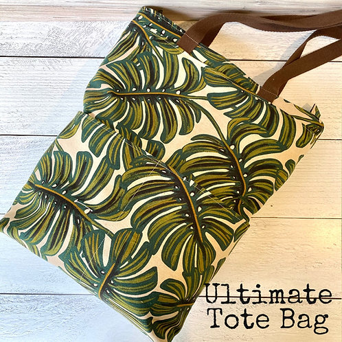 Ultimate Tote Bag Independent Study Class