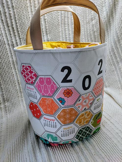 Dishcloth Calendar Bag 8