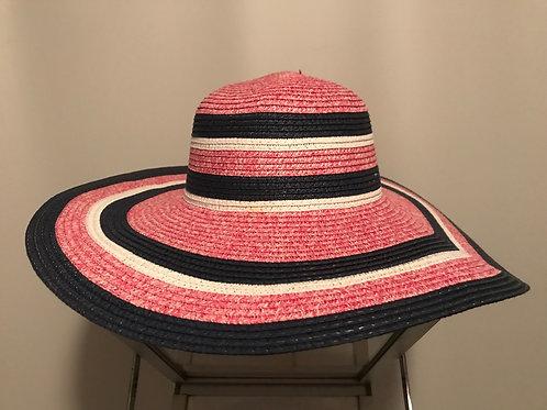 Sombrero en fibra natural