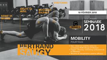 ///// Séminaire Mobility pour tous !