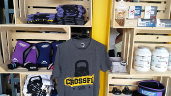 T-Shirt Sion CrossFit