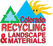 Colorado Recycling & Landscape Materials Logo