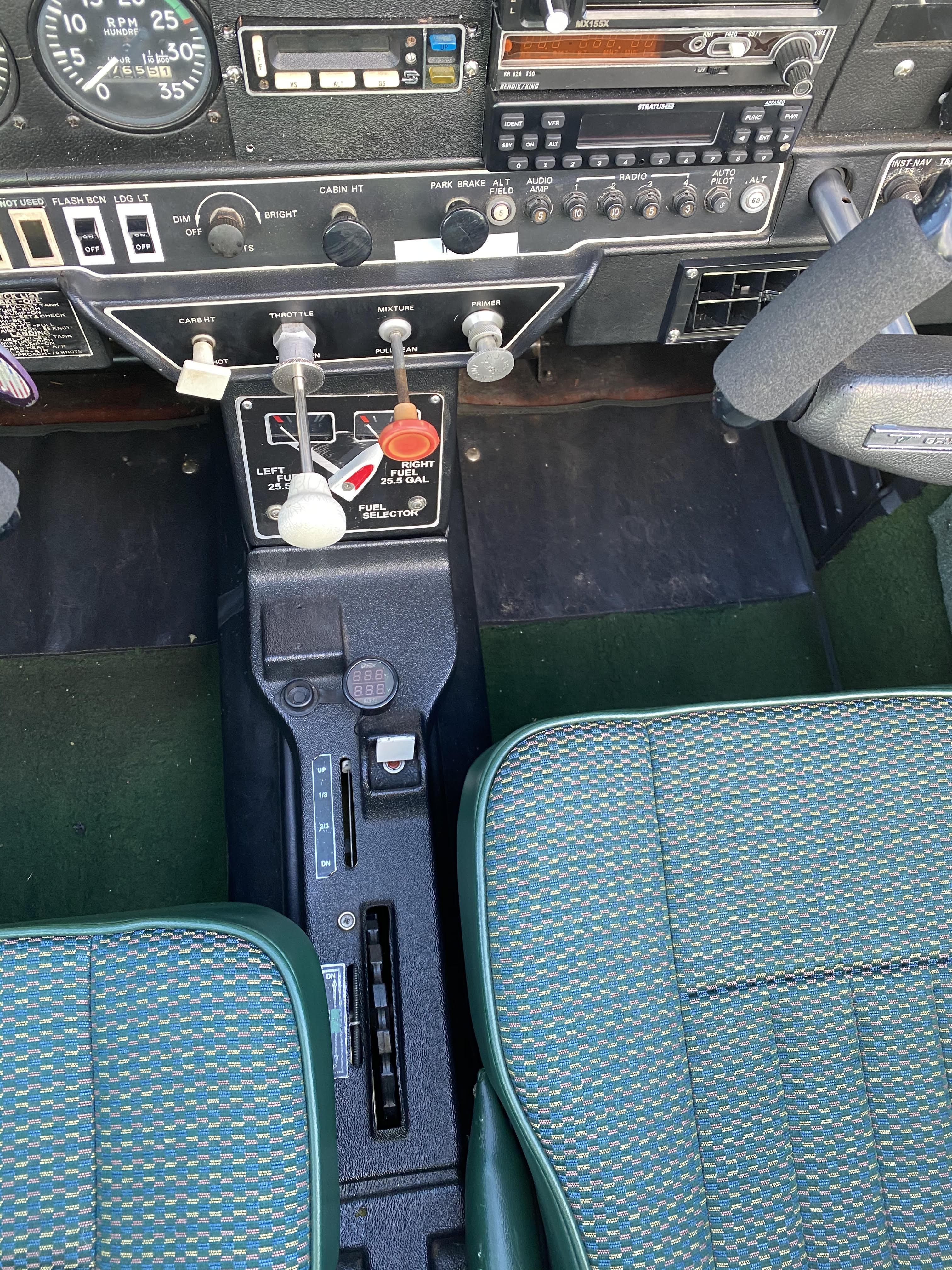 N33JX Panel Down