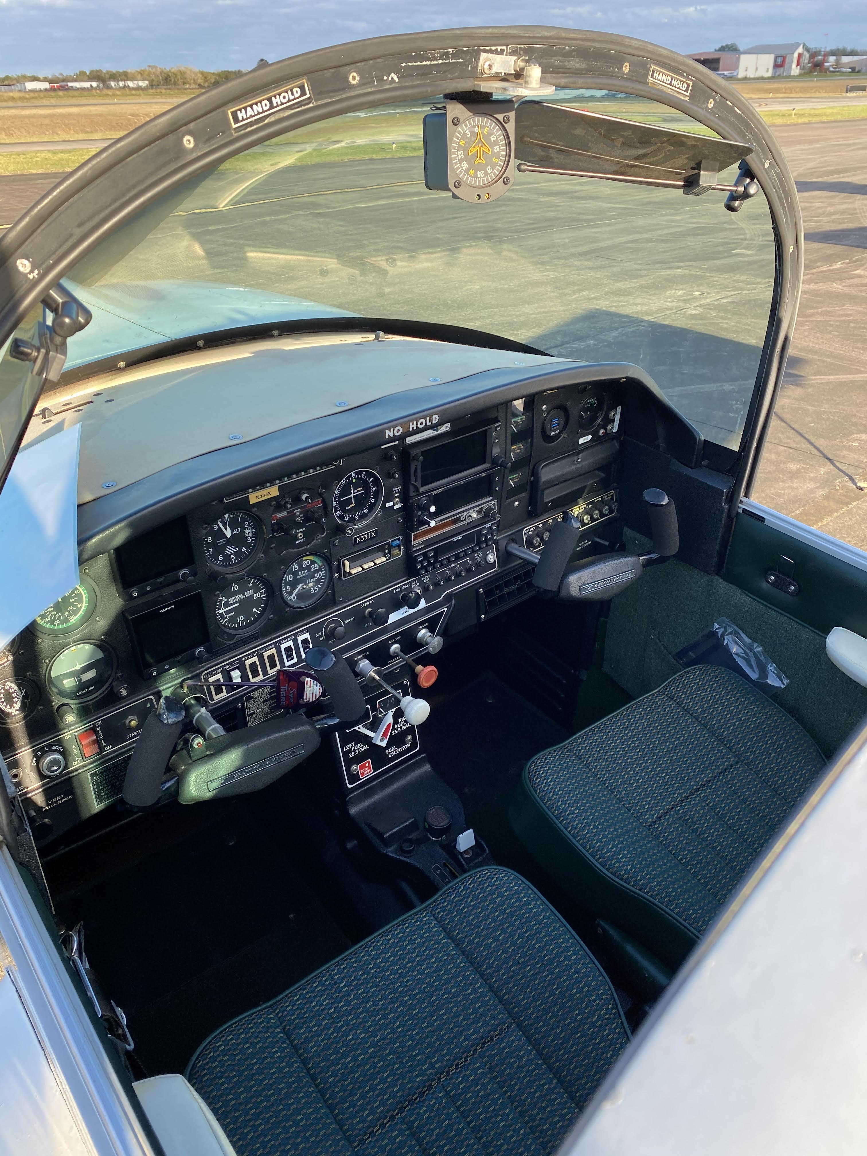 N33JX Panel