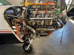 N231AQ Engine