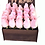 Thumbnail: Caja personalizada con 18 rosas