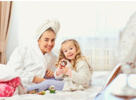 5 Tips para un gran día de SPA en casa