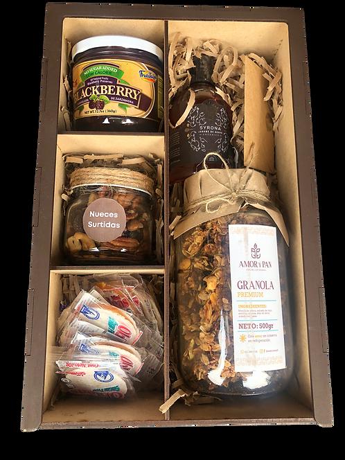 Caja Personalizada con productos sin azúcar