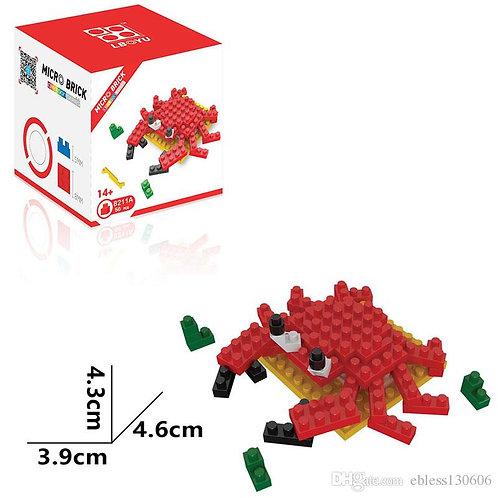 Mini Block Cangrejo