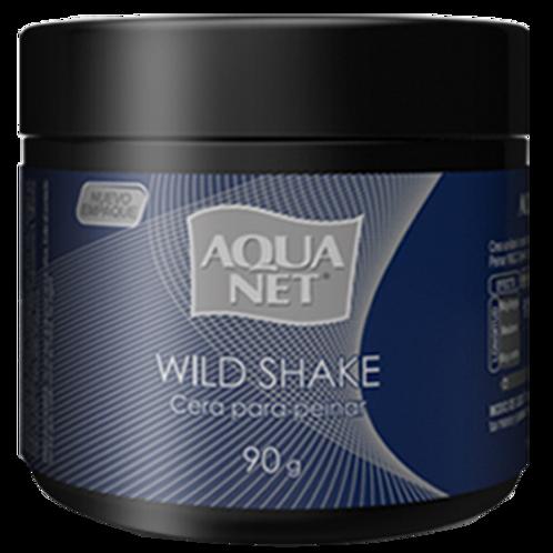 Aqua Net Cera para peinar Wild Shake