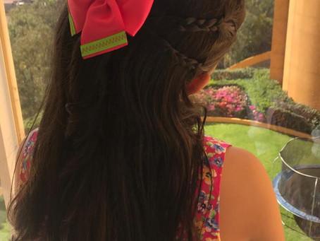 Tendencias 2020 en peinados para niñas