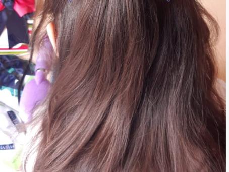 Cuidando del cabello en cuarentena