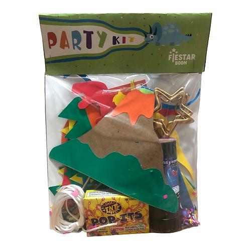 "Party Kit ""Dinosaurio"" , FIESTAR BOOM"
