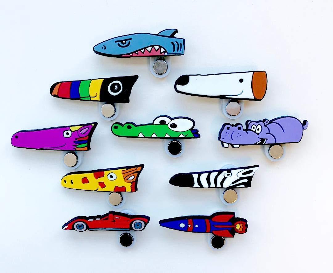 Scissors Magnets