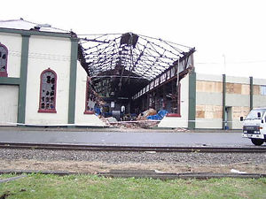 2005 Geymouth tornado,Dispatch and Garlick Ltd