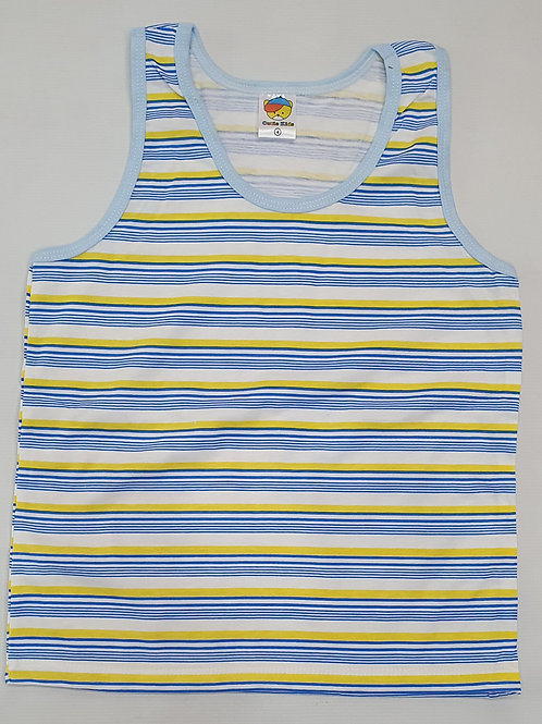 Striped Inner Vest