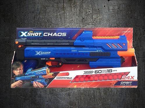 X-Shot Chaos Orbit